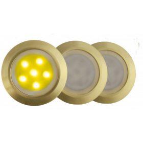 Földbe süllyesztett LED világítás