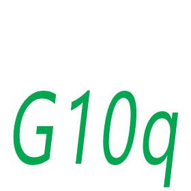 G10q-s foglalatú körfénycsővek