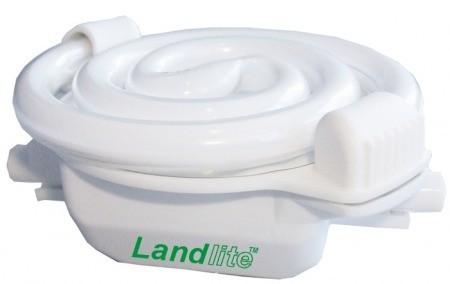 LANDLITE F78-12W 230V, 4000K, 8000óra, 78mm/R7s halogén izzó helyett, kompakt fénycső (energiatakarékos izzó)