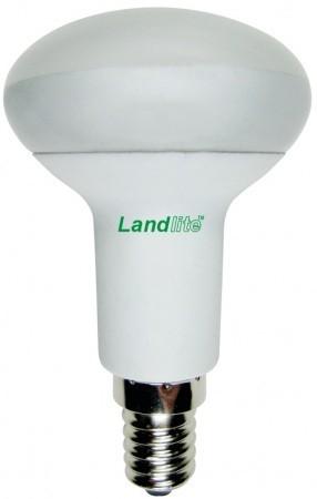 LANDLITE EIR/M-7W R50 E14 230V 2700K 8000óra, reflektor, kompakt fénycső (energiatakarékos izzó)