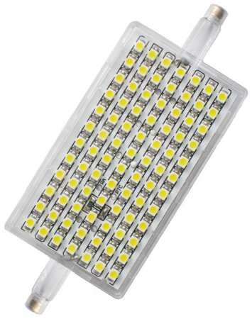 L118-5W R7s 220-240V 118mm warmwhite DIMMABLE, LED lamp