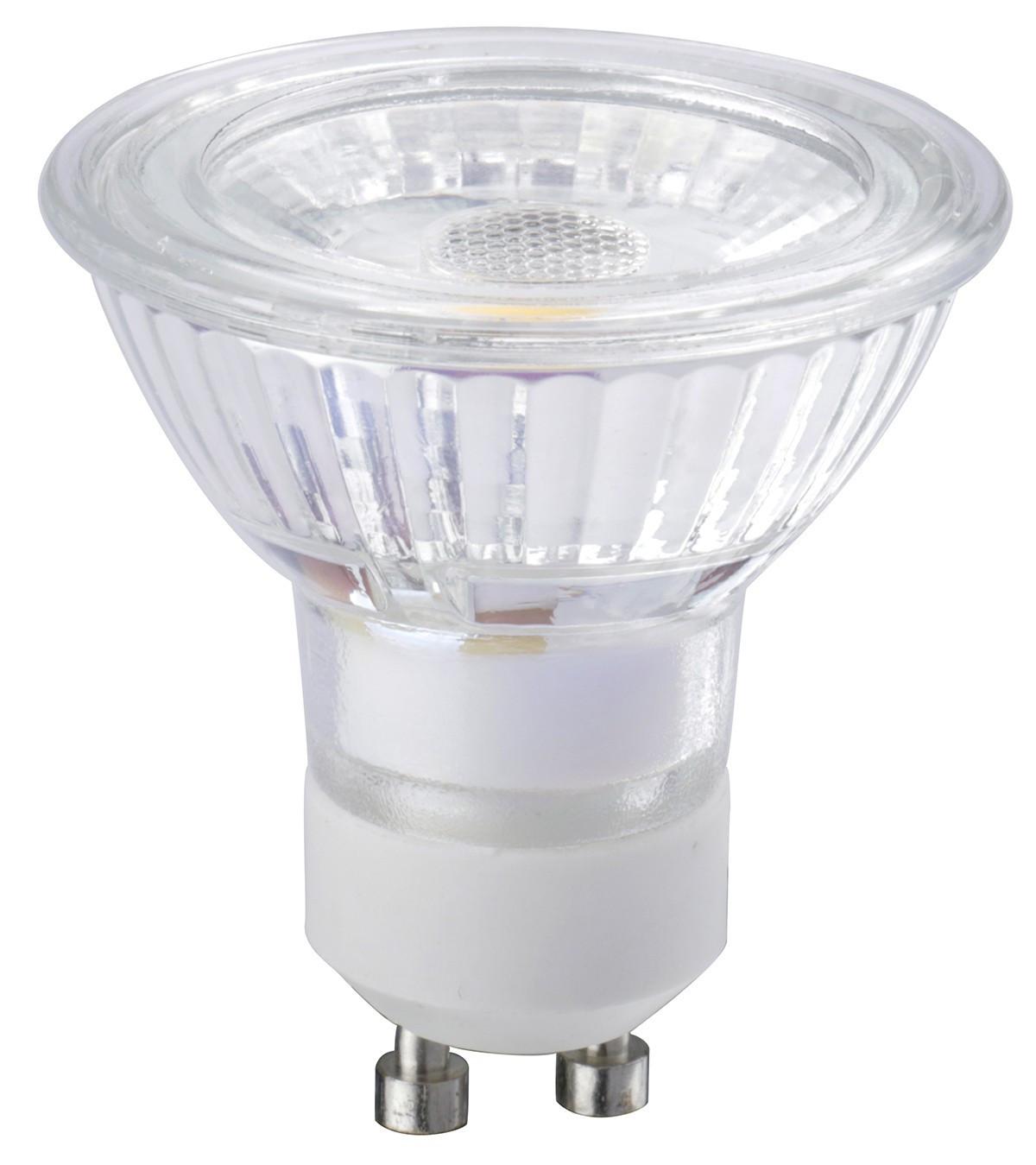 LANDLITE LED-GU10-5W/COB melegfehér(2700K), LED izzó