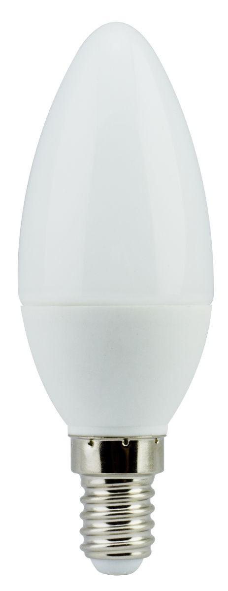LANDLITE LED-C35-4W/SXW E14, melegfehér LED izzó