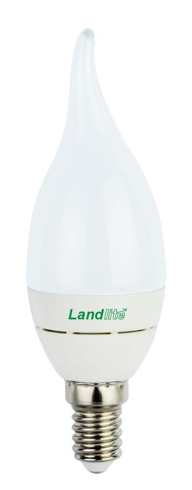 LANDLITE LED-CA37/SE E14 4W melegfehér LED izzó
