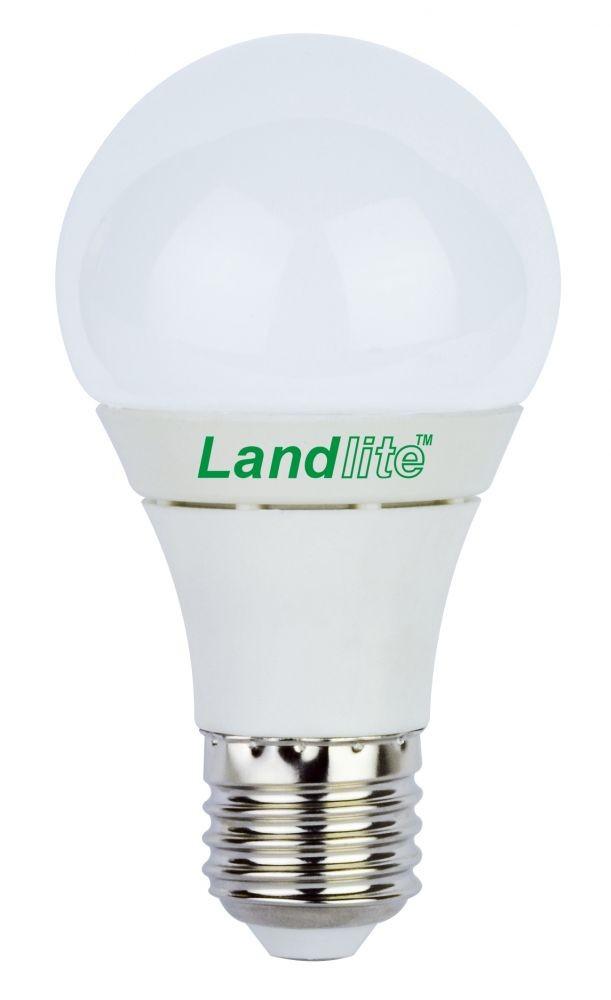 LANDLITE LED-A60/SE,  E27 4W melegfehér LED izzó