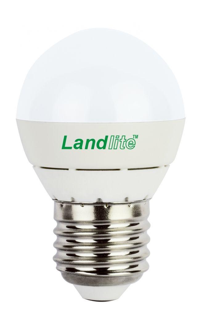 LANDLITE LED-G45/SE E27 4W melegfehér LED izzó