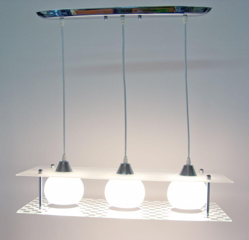 V4085/3C modern függesztett lámpa 3xE27 230V