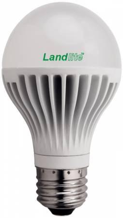 LANDLITE LDM-A60-5W 230V E27 melegfehér, LED izzó