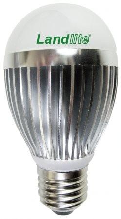 LDM-A55-8W 230V E27 melegfehér, LED izzó