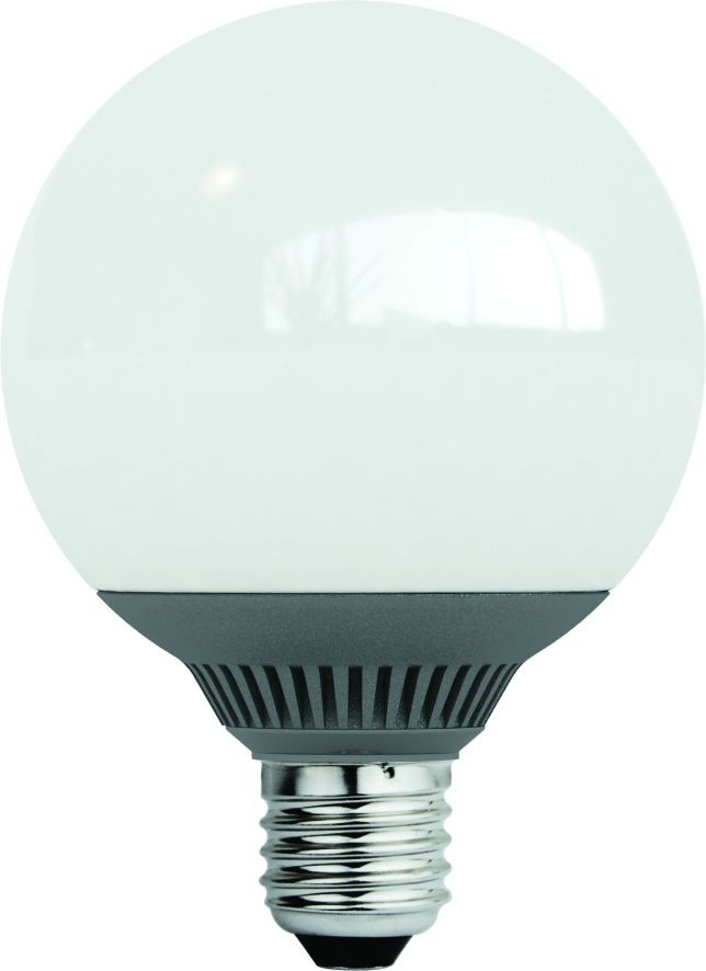 LANDLITE LED-G95-9W E27 3000K (melegfehér), LED izzó