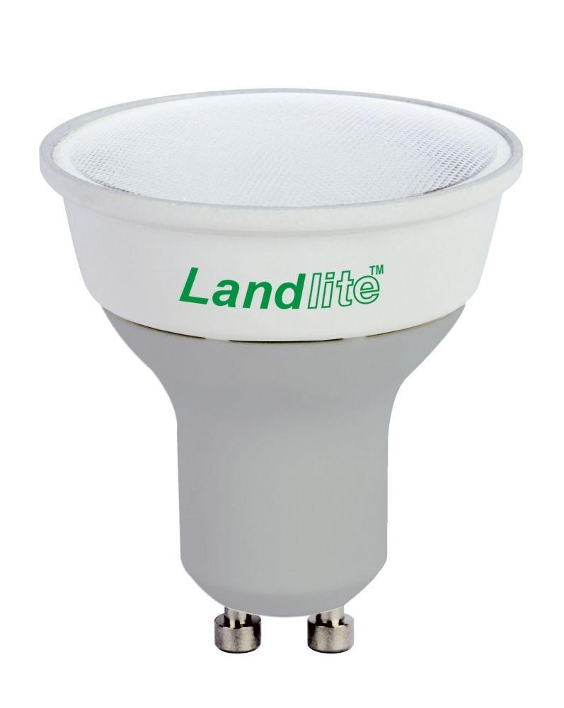 LED-GU10/SE 4W, melegfehér LED izzó