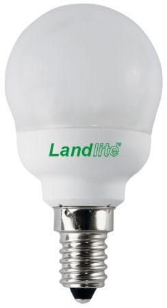 LANDLITE LED-G45-2.5W E14 230V melegfehér, LED izzó