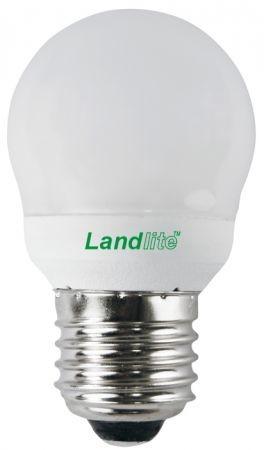 LANDLITE LED-G45-2.5W E27 230V melegfehér, LED izzó