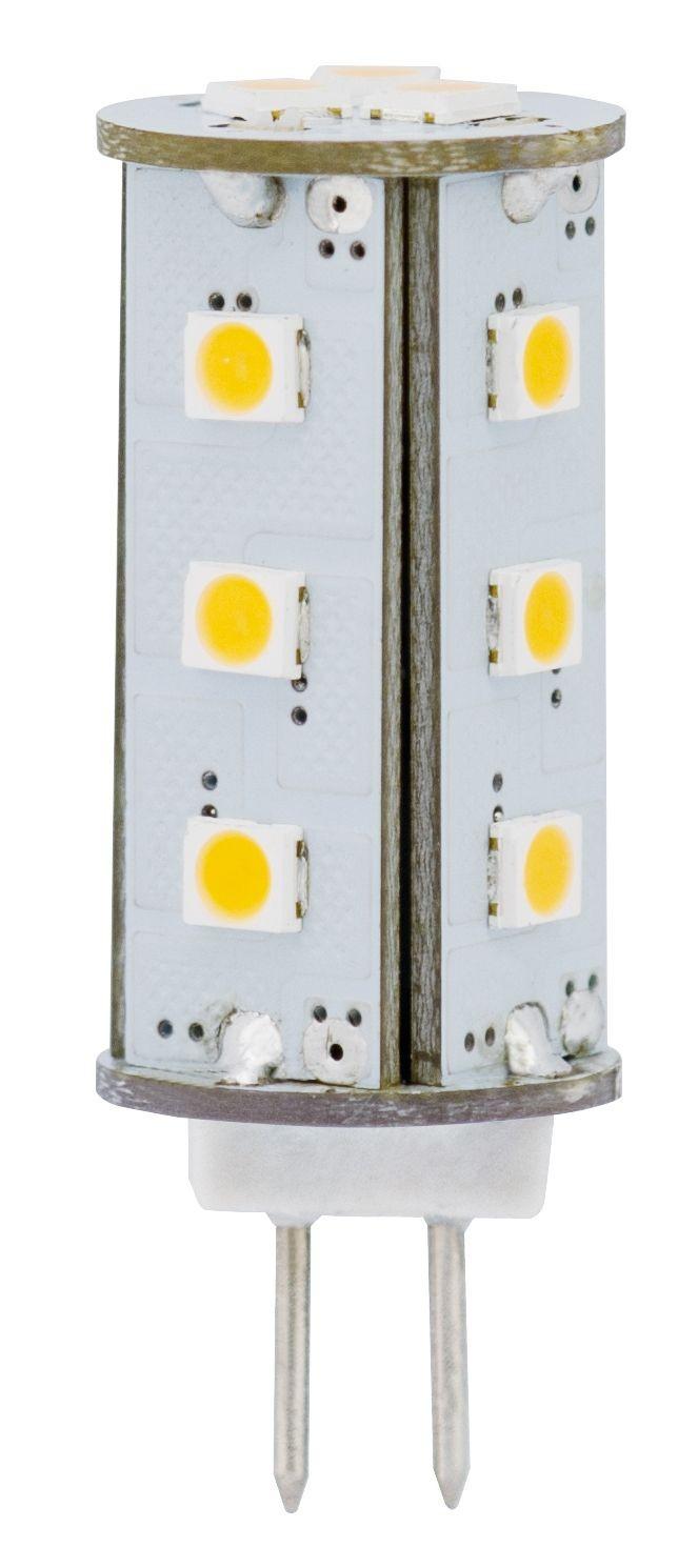 LED-JC-2W G4 12V AC/DC, LED izzó