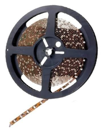 LANDLITE SMD3528, 4,8W/m vízálló LED szalag 12V hidegfehér IP65 (5 méter tekercs)