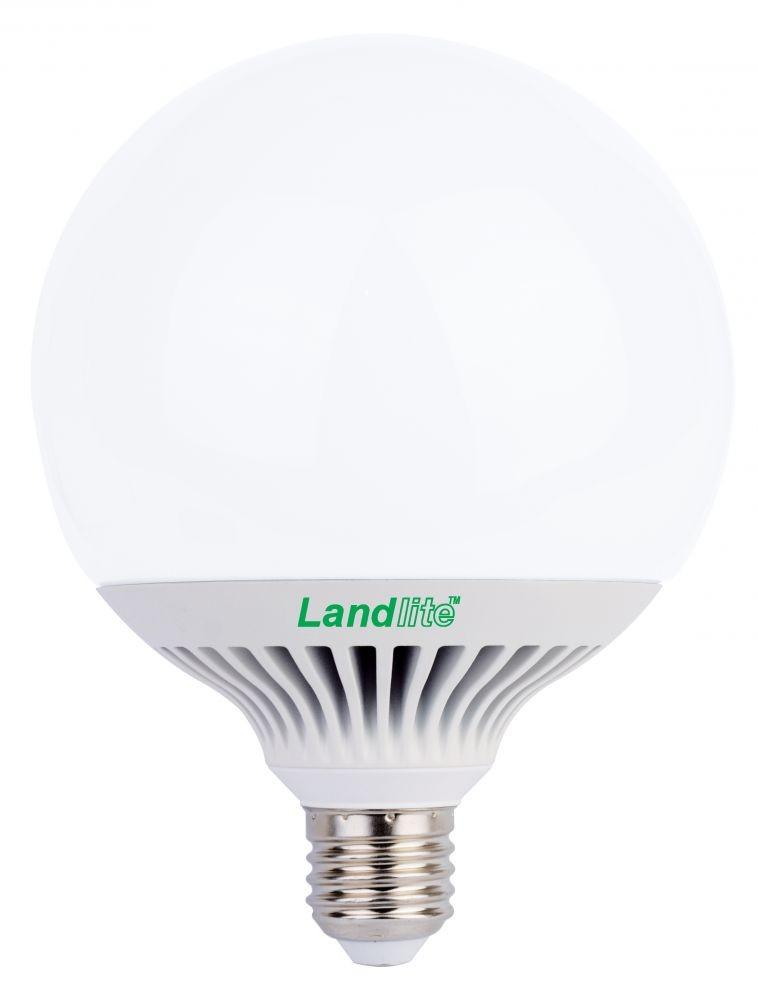 LED-G120-16W E27 3000K (melegfehér), szabályozható, LED izzó