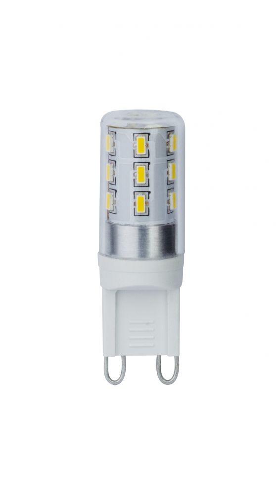 LED-G9/SSM-2.5W 2800K melegfehér, LED izzó