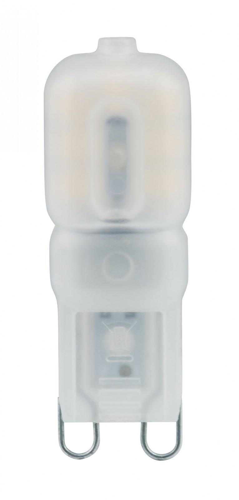 LANDLITE LED-G9/SXS-2.5W 2800K melegfehér, LED izzó