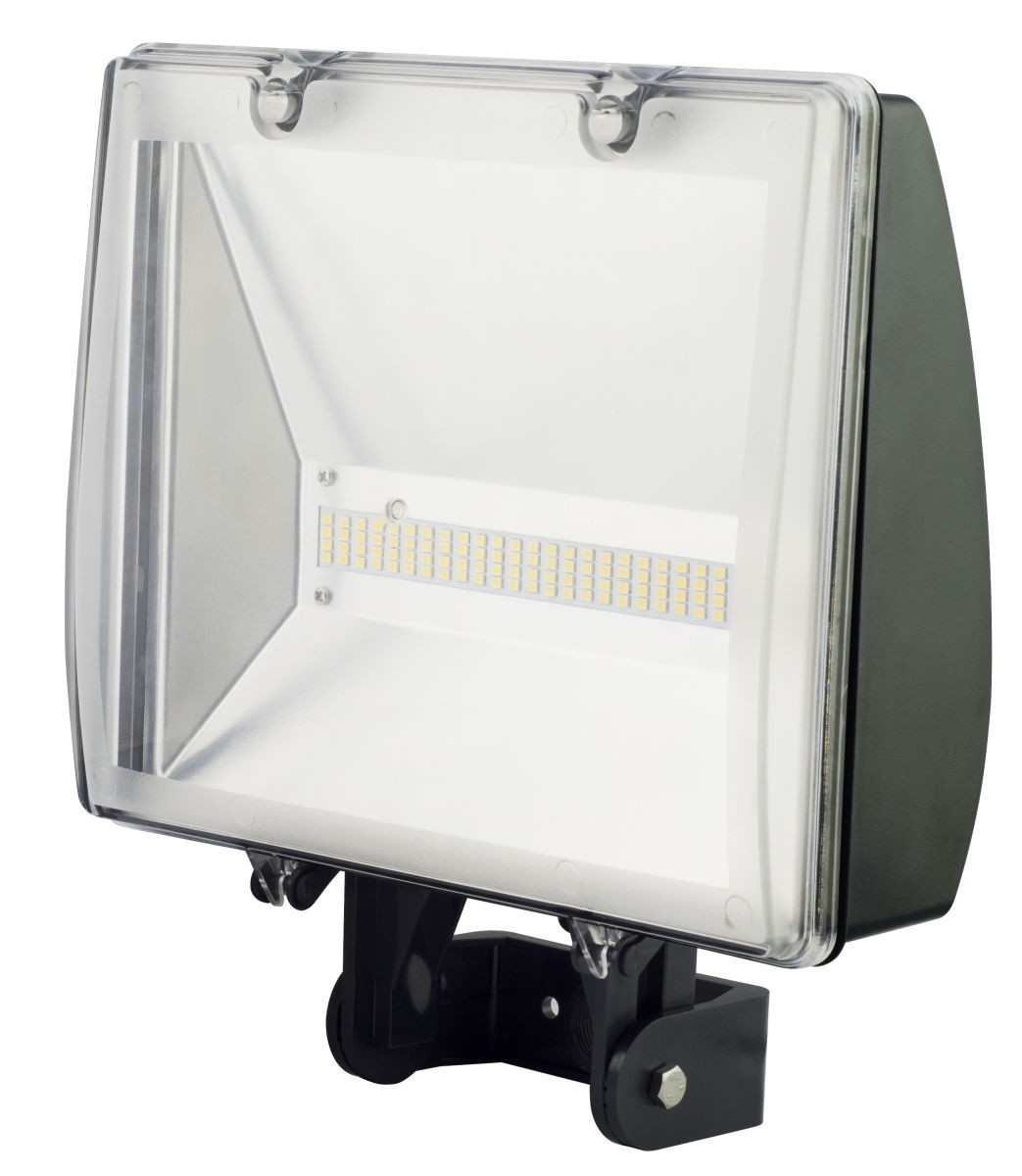 LANDLITE FFL/B-20W 4000K 1x20W, 2000 Lumen, LED fényvető / reflektor, sötét szürke