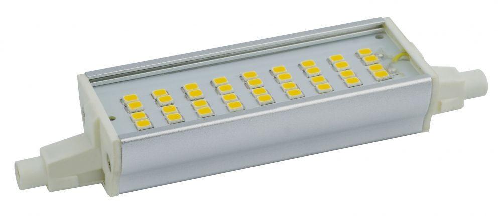 LANDLITE L118-7W melegfehér LED izzó R7s 118mm foglalattal