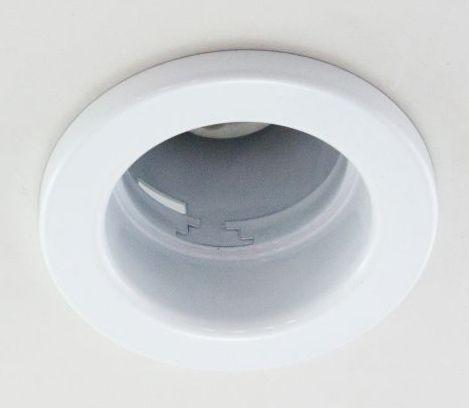 DL-610, 1X230V R50 E14 max 40W, fix kivitel, egyes beépíthető lámpa, fehér