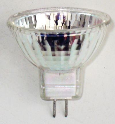 12V halogén izzó, MR11 12V 35W FTH, nyitott