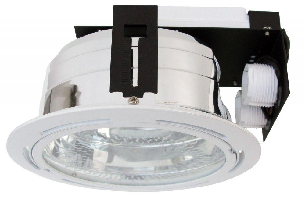 LANDLITE DL-518, 2x18W 230V G24q-2 fénycsöves mélysugárzó