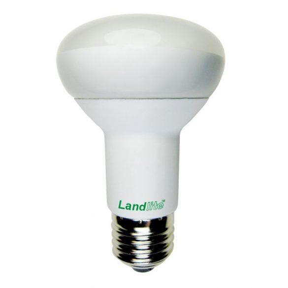 LANDLITE Energiatakarékos, E27, 9W, R63, 360lm, 2700K, gomba formájú fényforrás (EIR/M-9W)