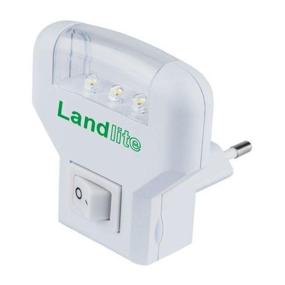 LANDLITE LNL-02-0.5W LED Éjszakai fény