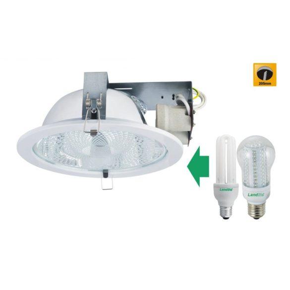 LANDLITE DL-226 2x Max 26W  E27,   mélysugárzó