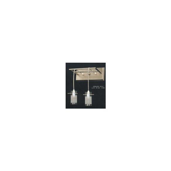 LANDLITE V2056/2W, moderne Wandlampe 2xG9 230V