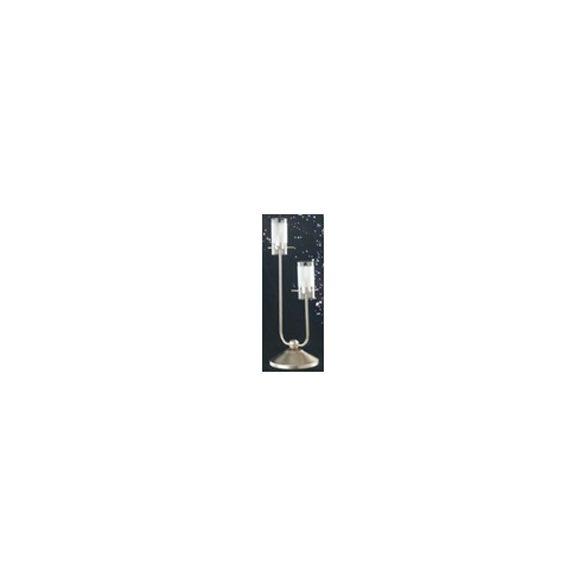 LANDLITE V2056/2T asztali lámpa, G9, max. 2x40W