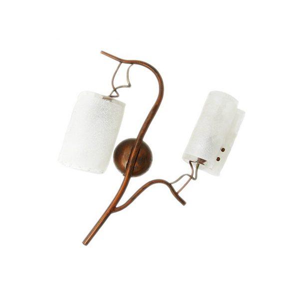 LANDLITE MW-5313 / 2WA falra szerelhető klasszikus lámpatest