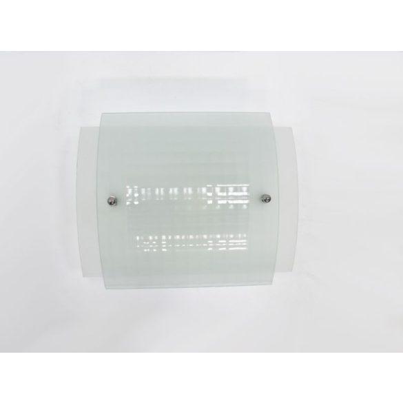 LANDLITE V5651C matt króm, 1x60W E27,  fali lámpa