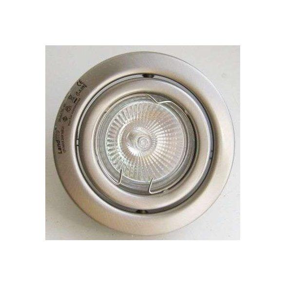 LANDLITE Halogén, GU5.3 (MR16), 5x20W, Ø95mm, billenő, arany, spot lámpa szett (KIT-60-5)