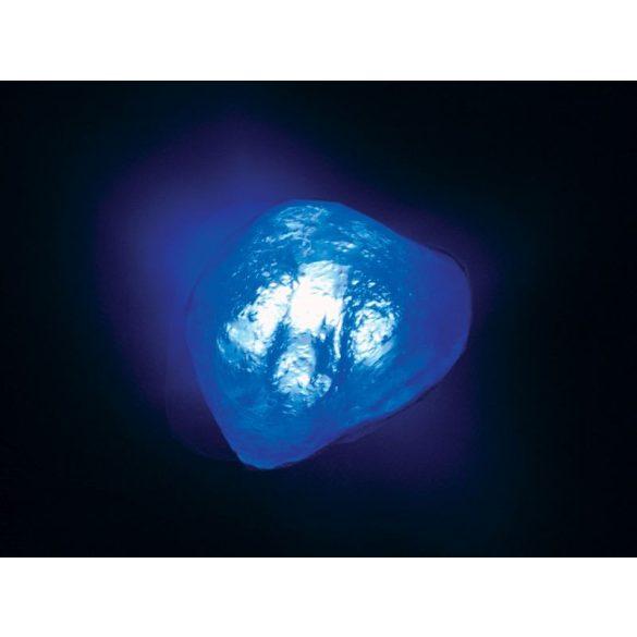 LANDLITE LED-G12-3X0.8W, kék jégkő lámpa (3 db-os szett)