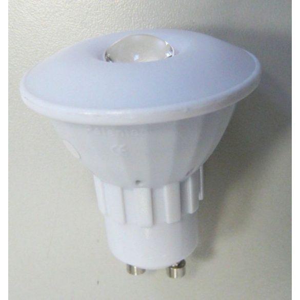 LANDLITE LED, GU10, 1.5W, 50lm, 2800K, spot fényforrás (LED-GU10/1)