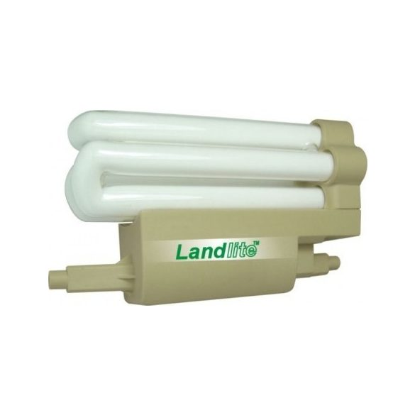 LANDLITE Energiatakarékos, R7s, 118mm, 24W, 1450lm, 2700K, U csöves, vonal fényforrás (F118-24W)