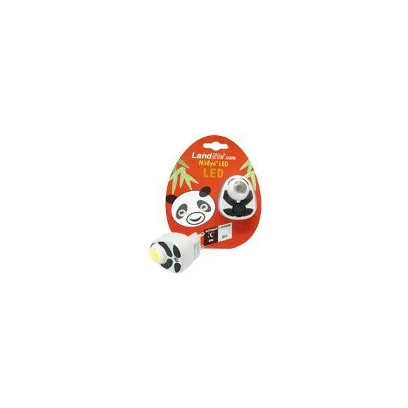LANDLITE Panda LED-NL01 éjszakai lámpa sárga fényű