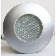 LANDLITE LED-GR91-3, 3x0,4W, 3db-os szett, trafóval, fém szín: szürke, IP68, földbe süllyesztett LED lámpa, LED szín: hidegfehér