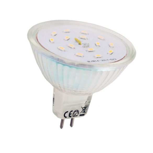 LANDLITE LED, GU5.3/MR16, 90lm, 2800K, spot fényforrás (LED-MR16)
