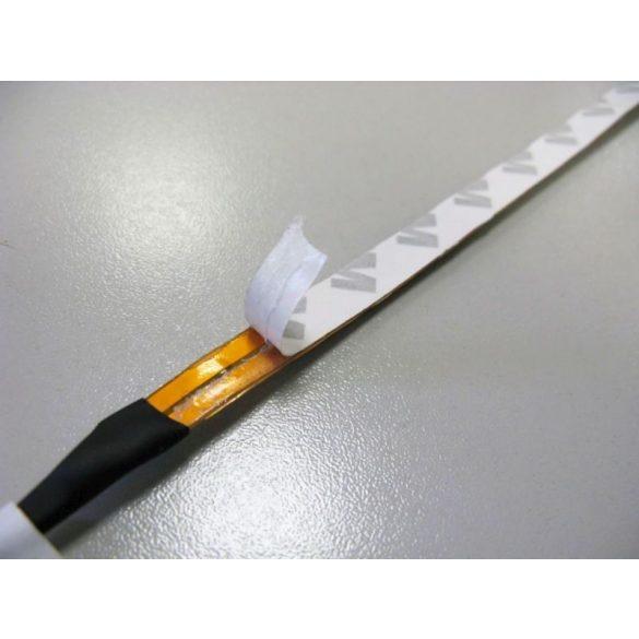 LANDLITE LED szalag, 4,8W/m, 240lm/m, 3000K, 12V, IP65 (5m / tekercs) (SMD3528)