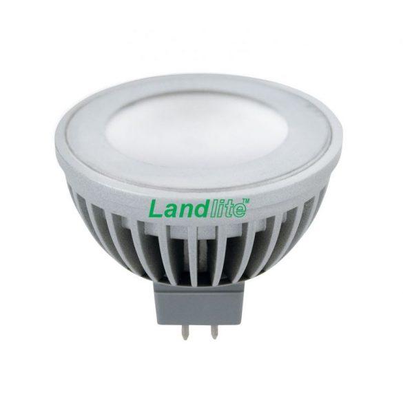 LANDLITE LED, GU5.3/MR16, 4W, 240lm, 2700K, spot fényforrás