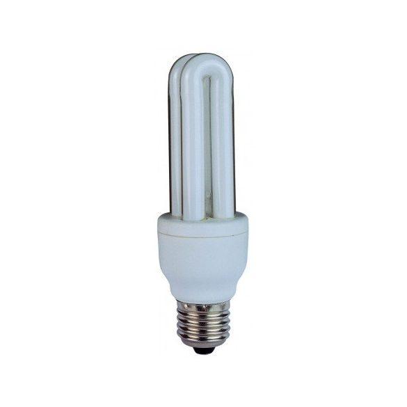 LANDLITE Ilumina Energiatakarékos, E27, 7W, 280lm, 2700K, U csöves fényforrás (ELM-7W)