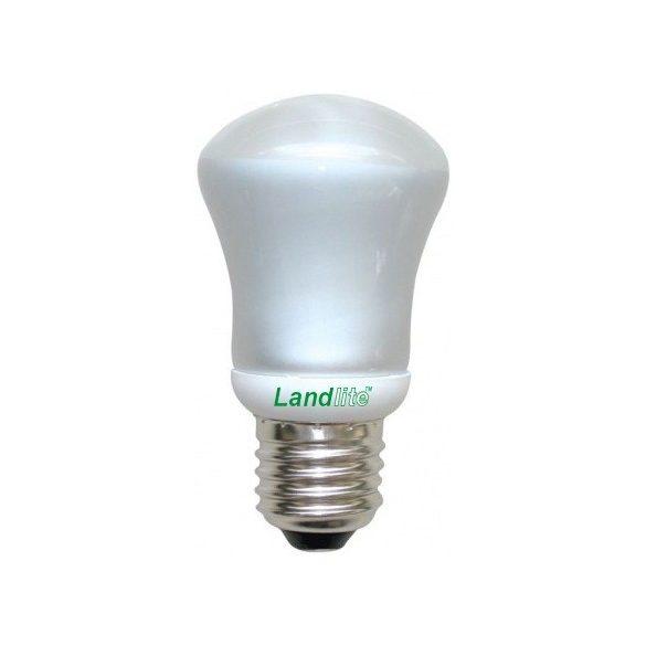 LANDLITE Energiatakarékos, E27, 9W, R50, 450lm, 2700K, gomba formájú fényforrás (EIR/M-9W)