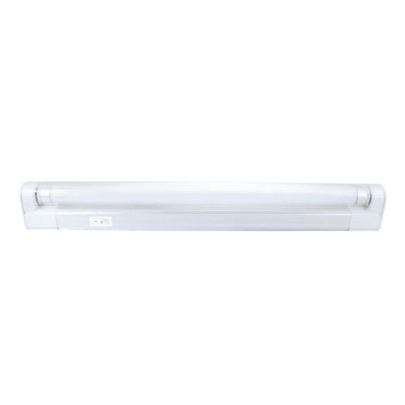 LANDLITE Fénycsöves, T5, 8W, 312mm, melegfehér toldható szekrény lámpa (EBL/N-8W)