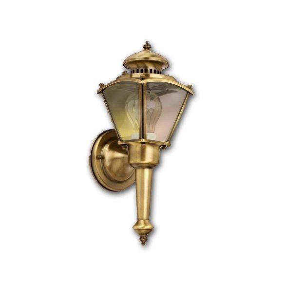 LANDLITE MB309-1  Kültéri fali lámpás, lámpa antik bronz színben