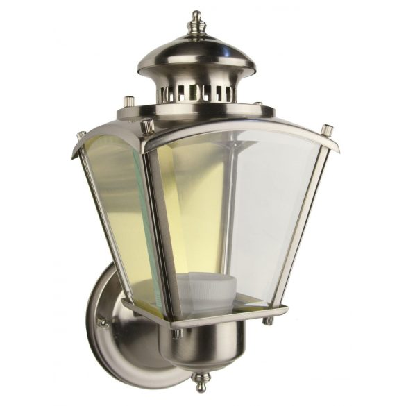 LANDLITE Kültéri Lámpa WL322B-1, nikkel