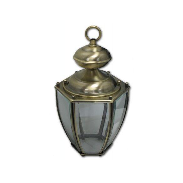LANDLITE Függeszték Lámpa MD303-1,  antik bronz