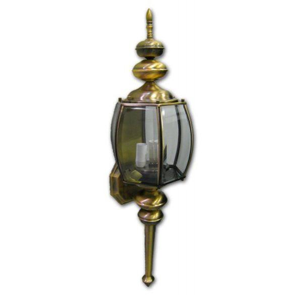 LANDLITE Kültéri Lámpa MB320-3 E14, antik bronz